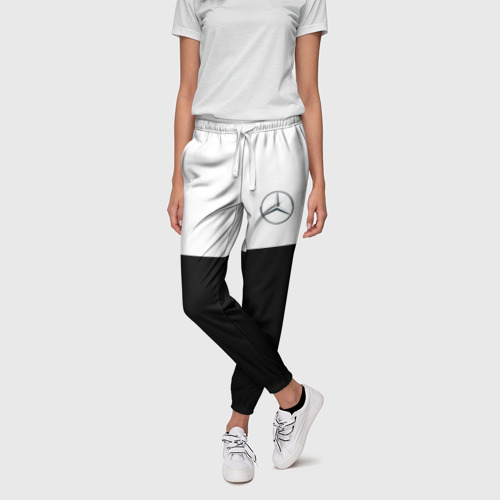 Женские брюки 3D  Фото 01, MERCEDES BENZ SPORT