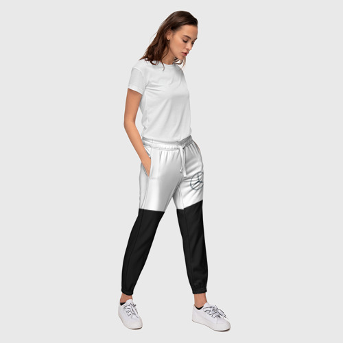 Женские брюки 3D  Фото 03, MERCEDES BENZ SPORT