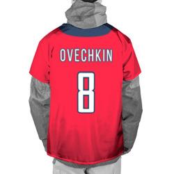 Ovechkin Washington Capitals Red