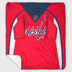Плед с рукавами Ovechkin Washington Capitals Red