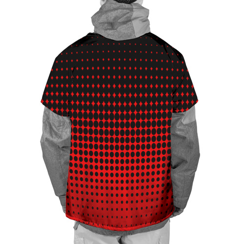 Накидка на куртку 3D  Фото 02, BMW M SPORT