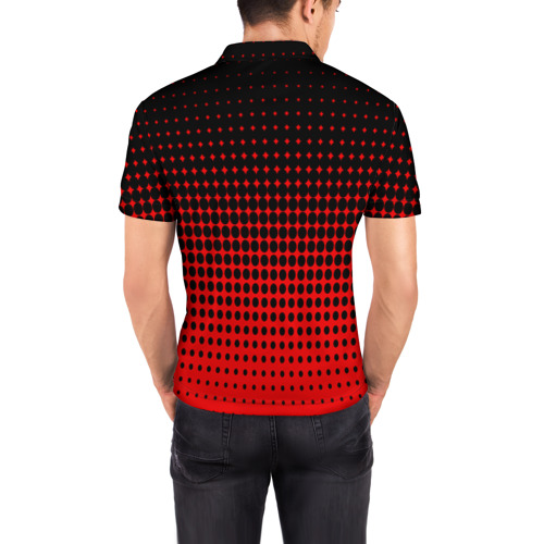 Мужская рубашка поло 3D  Фото 04, BMW M SPORT