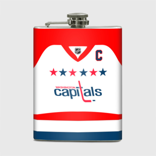 Фляга Ovechkin Washington Capitals White