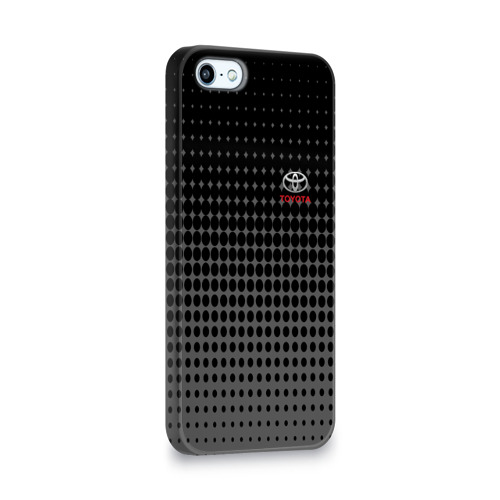 Чехол для Apple iPhone 5/5S 3D  Фото 02, TOYOTA SPORT