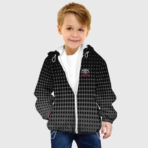 Детская куртка 3D  Фото 03, TOYOTA SPORT