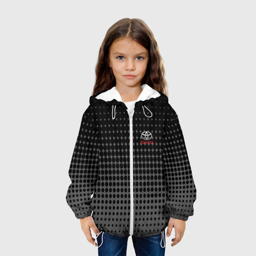 Детская куртка 3D  Фото 04, TOYOTA SPORT