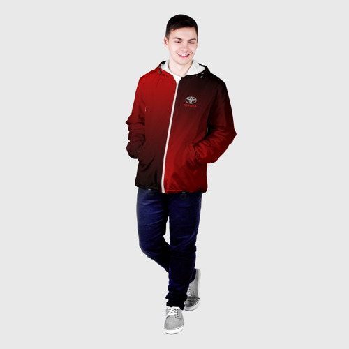 Мужская куртка 3D  Фото 03, TOYOTA SPORT