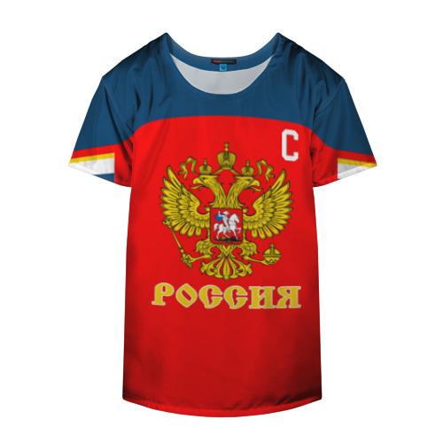 Накидка на куртку 3D  Фото 04, Овечкин Сборная России по хоккею
