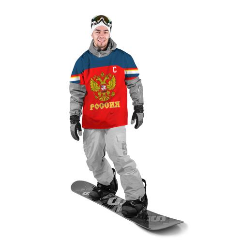 Накидка на куртку 3D  Фото 03, Овечкин Сборная России по хоккею