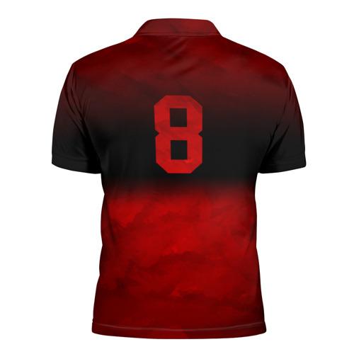 Мужская рубашка поло 3D  Фото 02, Овечкин