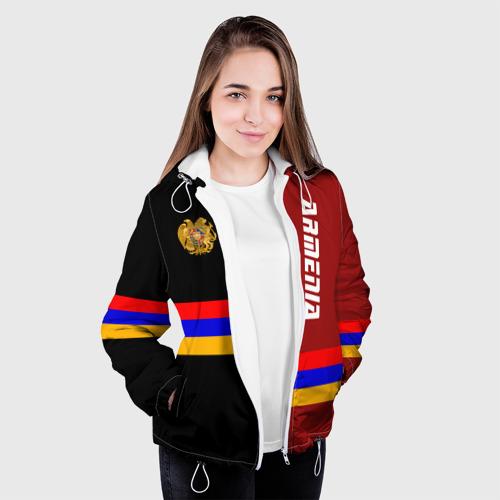 Женская куртка 3D  Фото 04, ARMENIA (Армения)
