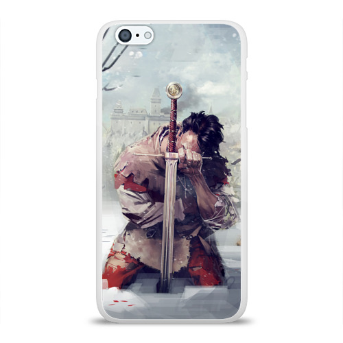 Чехол для Apple iPhone 6Plus/6SPlus силиконовый глянцевый  Фото 01, Kingdom Come