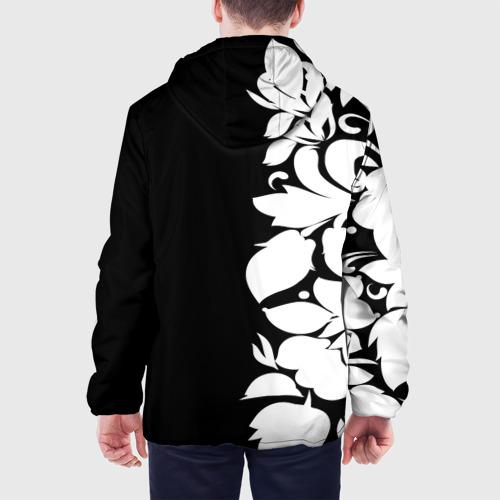 Мужская куртка 3D  Фото 05, Russia Black&White Style