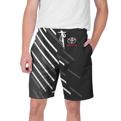 Мужские шорты 3D TOYOTA SPORT
