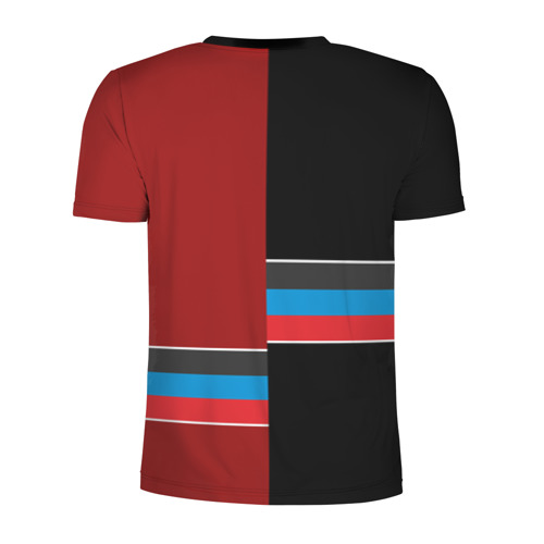 Мужская футболка 3D спортивная  Фото 02, DNR (ДНР)