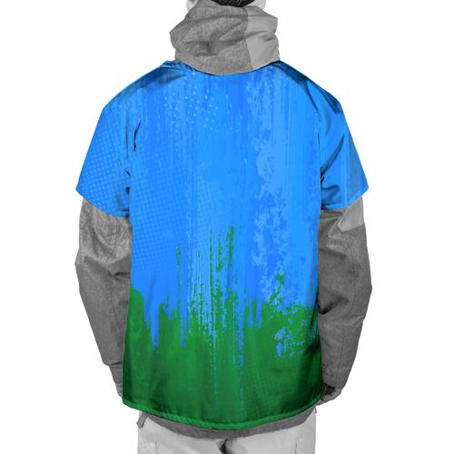 Накидка на куртку 3D  Фото 02, ВДВ