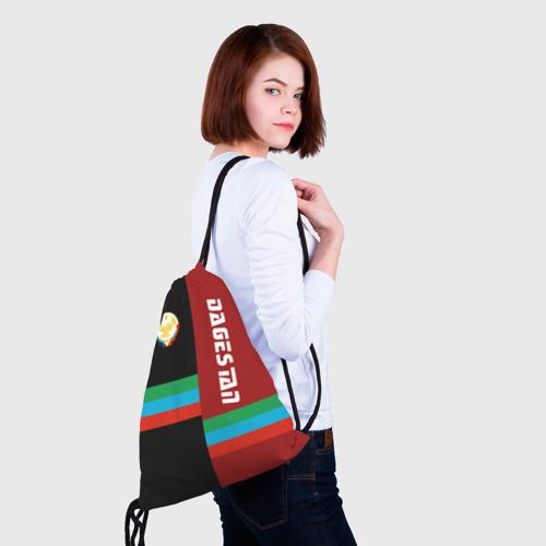 Рюкзак-мешок 3D Dagestan Фото 01