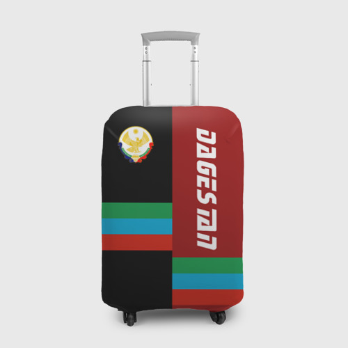Чехол для чемодана 3D Dagestan Фото 01