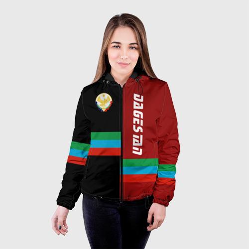 Женская куртка 3D Dagestan Фото 01