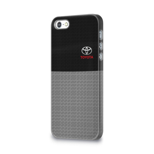 Чехол для Apple iPhone 5/5S 3D  Фото 03, TOYOTA SPORT