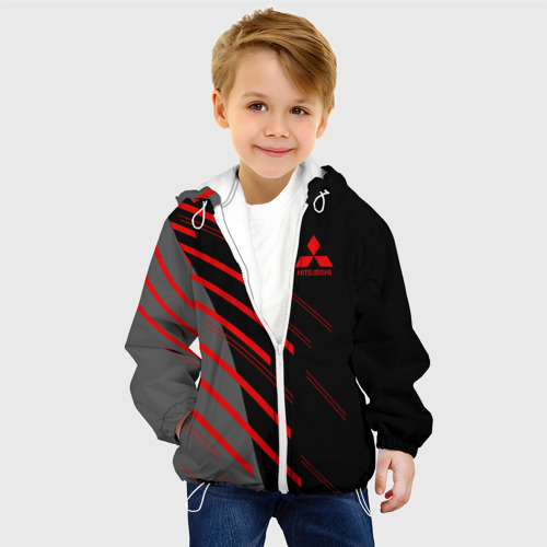 Детская куртка 3D MITSUBISHI SPORT Фото 01