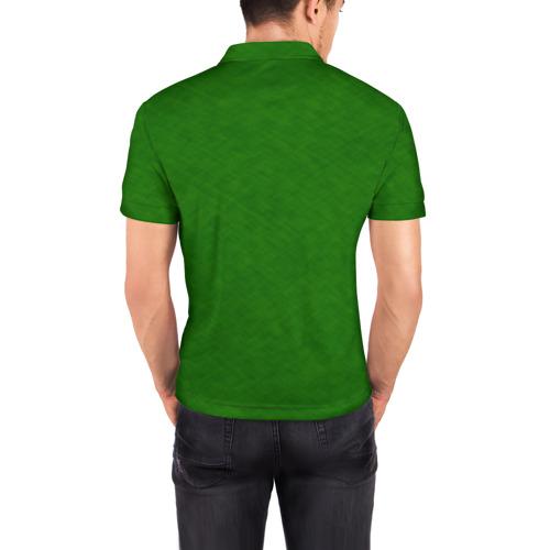 Мужская рубашка поло 3D  Фото 04, Liverpool Original