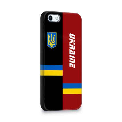 Чехол для Apple iPhone 5/5S 3D  Фото 02, Ukraine (Украина)