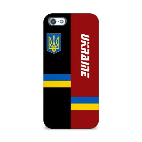 Чехол для Apple iPhone 5/5S 3D  Фото 01, Ukraine (Украина)