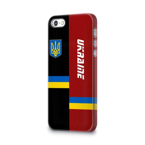 Чехол для Apple iPhone 5/5S 3D  Фото 03, Ukraine (Украина)