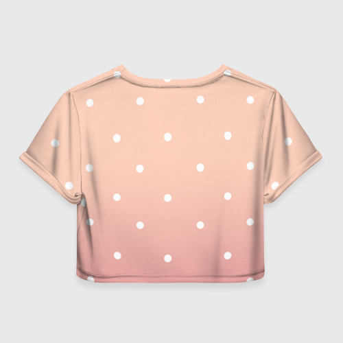 Женская футболка Cropp-top  Фото 02, Pusheen busy