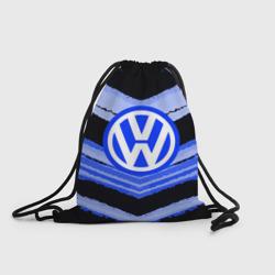 Volkswagen sport abstract 2018