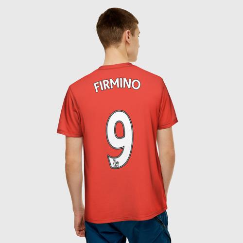 Мужская футболка 3D  Фото 02, Форма Фирмино