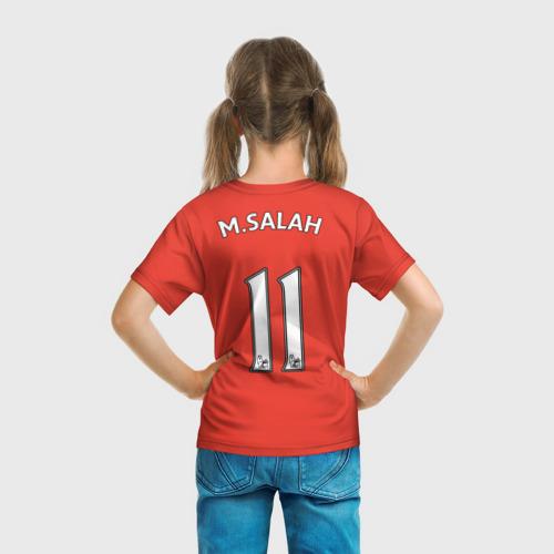 Детская футболка 3D  Фото 04, Форма Мохамед Салах