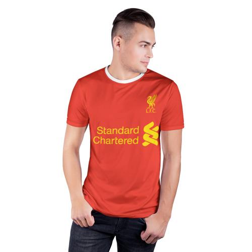 Мужская футболка 3D спортивная  Фото 03, Форма Садьо Мане