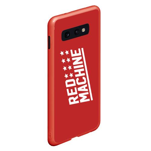Чехол для Samsung S10E Red Machine III Фото 01