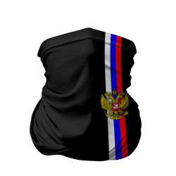 Лента с гербом России