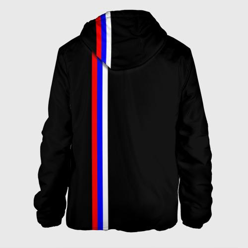 Мужская куртка 3D Лента с гербом России Фото 01