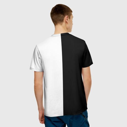 Мужская футболка 3D  Фото 02, Reggae знак пацифик