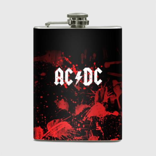 Фляга  Фото 01, AC/DC