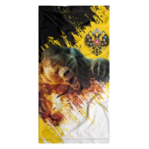 Бандана-труба 3D  Фото 07, Имперский флаг и медведь