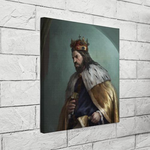 Холст квадратный  Фото 03, Kingdom Come: Deliverance