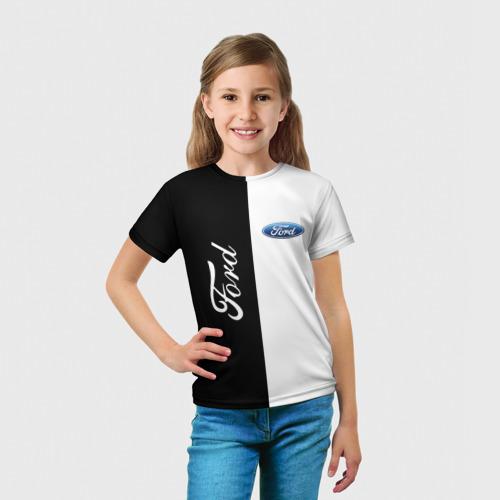 Детская футболка 3D  Фото 03, Ford