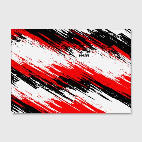 Холст прямоугольный Mass Effect Фото 01