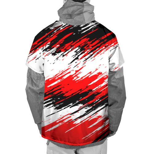 Накидка на куртку 3D  Фото 02, Mass Effect