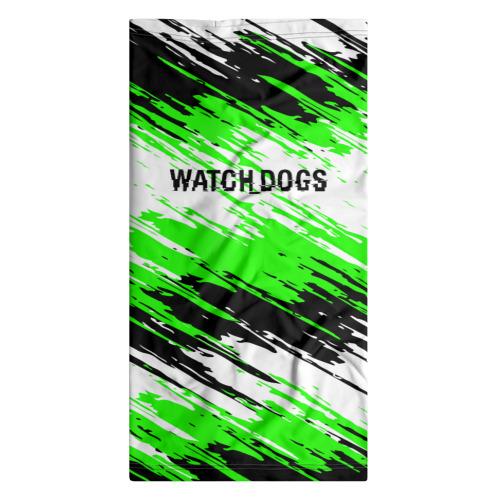 Бандана-труба 3D Watch Dogs Фото 01