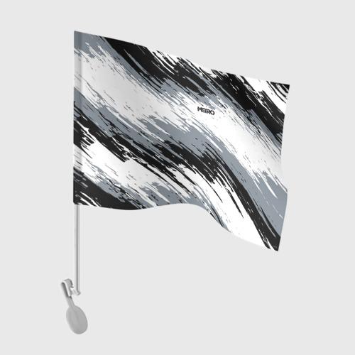 Флаг для автомобиля METRO Фото 01
