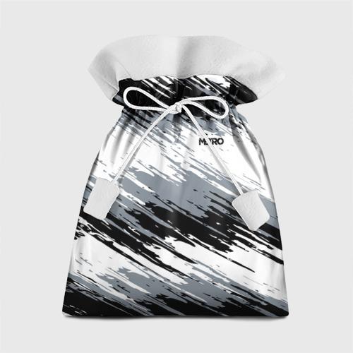 Подарочный 3D мешок METRO Фото 01