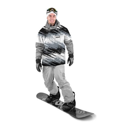 Накидка на куртку 3D METRO Фото 01