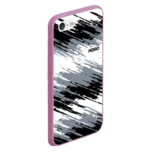 Чехол для iPhone 5/5S матовый METRO Фото 01