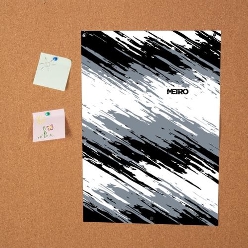 Постер METRO Фото 01